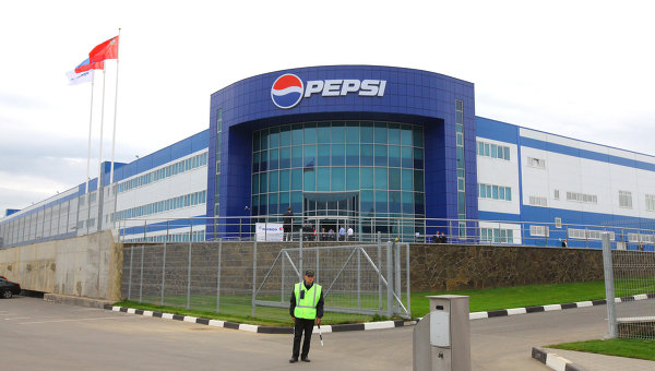 pepsi loading systems